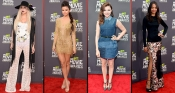 MTV Movie Awards 2013: the looks