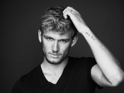 Alex Pettyfer, the object of lust for Fifty Shades of Grey