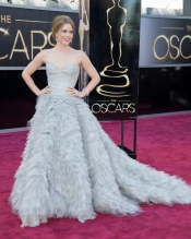 The best and worst dressed at the Oscars 2013
