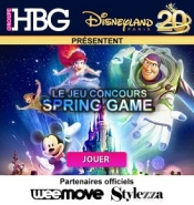 Win a trip to Disneyland Paris