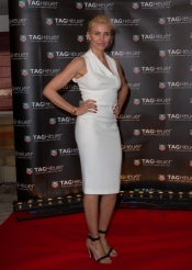 Cameron Diaz, host of the TAG Heuer 2013 Monaco Grand Prix Party