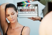 Christy Turlington Returns for Calvin Klein campaign