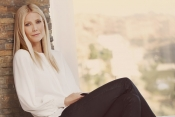Gwyneth Paltrow is back as the face of Hugo Boss perfume