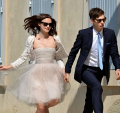 Keira Knightley gets married in the South of France