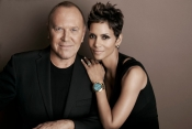 Halle Berry and Michael Kors join forces against famine in the world