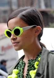 Eyewear trends, the Spring Shopping Guide 2013