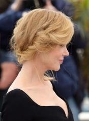 Micro tendances - la tresse sur le côté a la Nicole Kidman