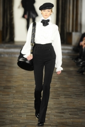 Russian influence on Ralph Lauren autumn collection