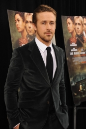 Ryan Gosling on the Red Carpet for 'The Place Beyond the Pines'