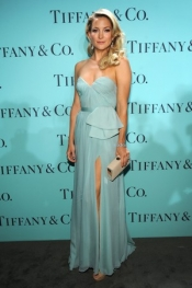 Kate Hudson At Tiffany's Blue Book Ball