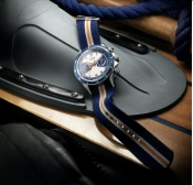 TUDOR Heritage Chrono Blue Monte Carlo at Baselworld