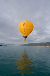 France Montgolfières and Water-Balloon at Voiles de Saint-Tropez