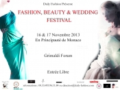 Fashion, Beauty & Wedding Festival at Monaco