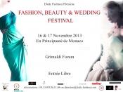 Fashion, Beauty & Wedding Festival at Monaco