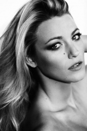 Blake Lively, the new face for L'Oreal Paris