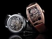 L'horlogerie de luxe Franck Muller dévoile ses dernières créations