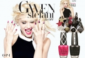 Gwen Stefani and OPI Nail Polish Line to be launched in 2014