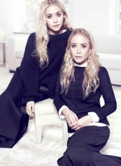 Mary-Kate and Ashley Olsen are NET-A-PORTER.COM's latest cover stars