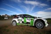 Serderidis en WRC-2 avec Fiesta R5 in 2014