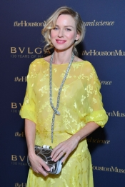 Naomi Watts Celebrates The Opening of BVLGARI: 130 years of Masterpieces