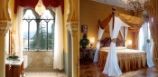 Luxury Travel at Villa Crespi, Italy