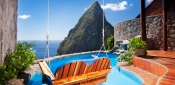 LADERA RESORT Rabot Estate, Soufriere, St. Lucia, your dream vacation