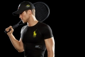 First luxury lifestyle brand to offer smart apparel collection, to be tested at the US Open