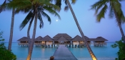 Luxury Zen style travel at Gili Lankanfushi, Maldives