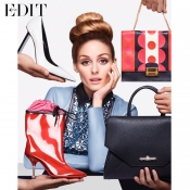 Les astuce mode de Olivia Palermo, la cover girl de The EDIT