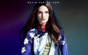 The collaboration Mary Katrantzou & Adidas