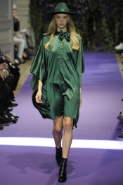 Alexis Mabille Fall 2014 at Paris Fashion Week
