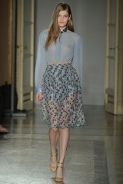 Aquilano.Rimondi Spring 2015 at Milan Fashion Week
