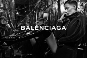 Gisele Bundchen for Balenciaga Fall Campaign