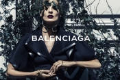 The spring fashion campaign from Balenciaga