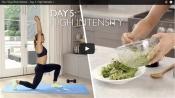 Le défi 7 jours Body Reboot, Intensité physique - Jour 5