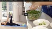 Le défi 7 jours Body Reboot, Étirements et Relaxation- Jour 7