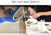 The 7 day body reboot, Strength Building- Day 4