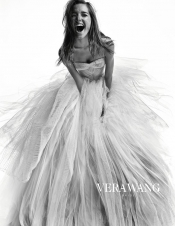 Vera Wang's bridal campaign for Autumn/Winter 14