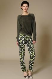 Fashion collection from Carolina Herrera Pre-Fall 2014