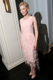 Cate Blanchett at the Giorgio Armani Press Preview