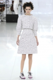 Chanel Couture Spring 2014 Fashion Show - the critics