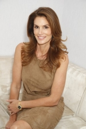 Cindy Crawford releases book and anti-age beauty line