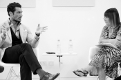 David Gandy Fashion Interview with Hilary Alexander