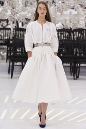 Dior Haute Couture 2014, a twist from history to modern chic