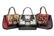 Monica Bellucci inspires Dolce & Gabbana for Miss Monica bags