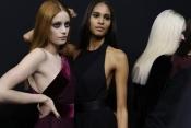 Backstage Beauty at Elie Saab Fall 2014 Fashion Show