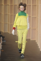 Facetasm RTW Fall 2014 at Japan Fashion Week