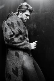 Men`s Style Trend: Bohemian Look