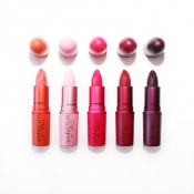 Giambattista Valli and MAC Cosmetics lipstick collaboration