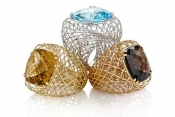 Roberto Coin presents the Ipanema rings